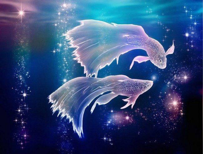 Любовный гороскоп на 2020 год: рыба-женщина