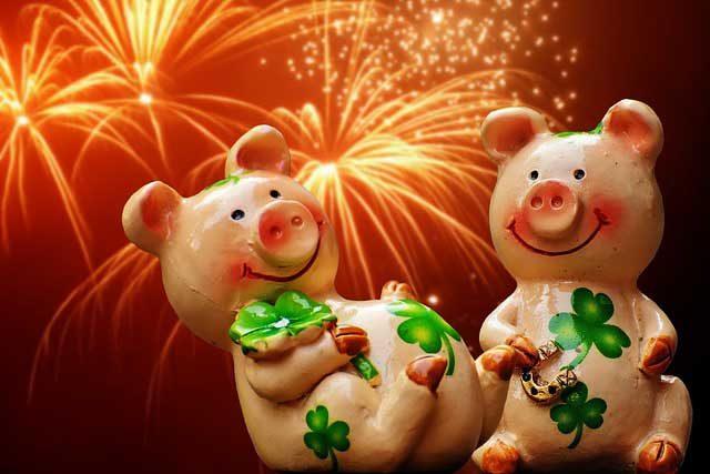 В чём встречать Новый 2020 Год свиньи: что должно быть на столе?