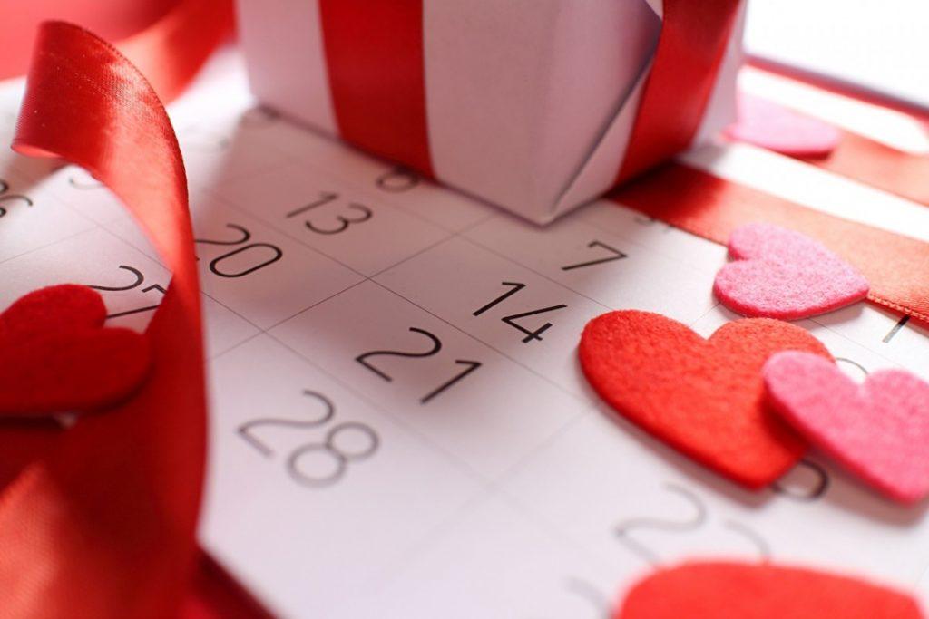 Когда День Святого Валентина в 2021 году