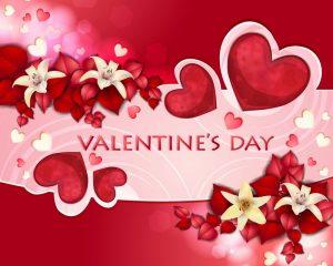 Поздравление Валентину с Днем Святого Валентина