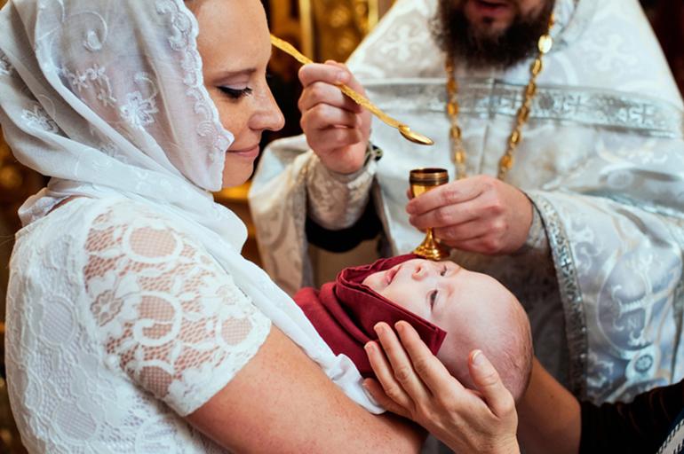 Что нужно для крещения ребенка мальчика