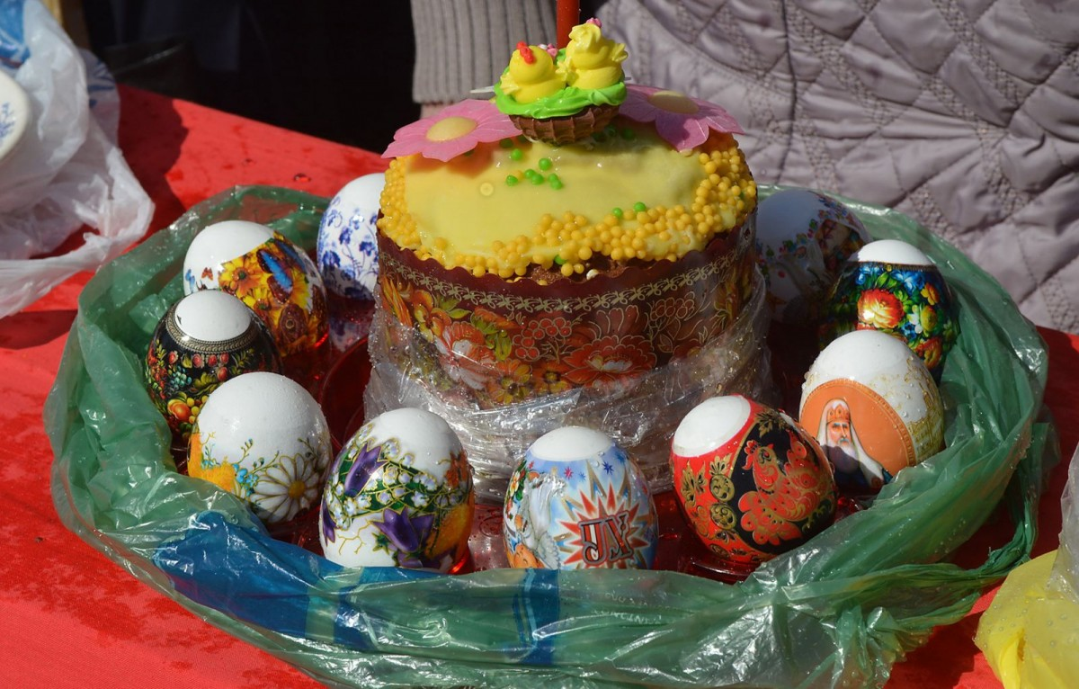 Когда освящать куличи и пасхальные яйца в 2019 году