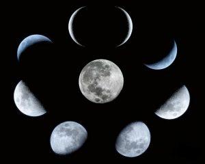 Когда растущая луна в феврале 2020 года