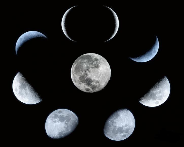 Когда растущая луна в феврале 2021 года