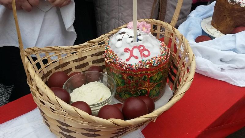 Когда освящать куличи и пасхальные яйца в 2020 году