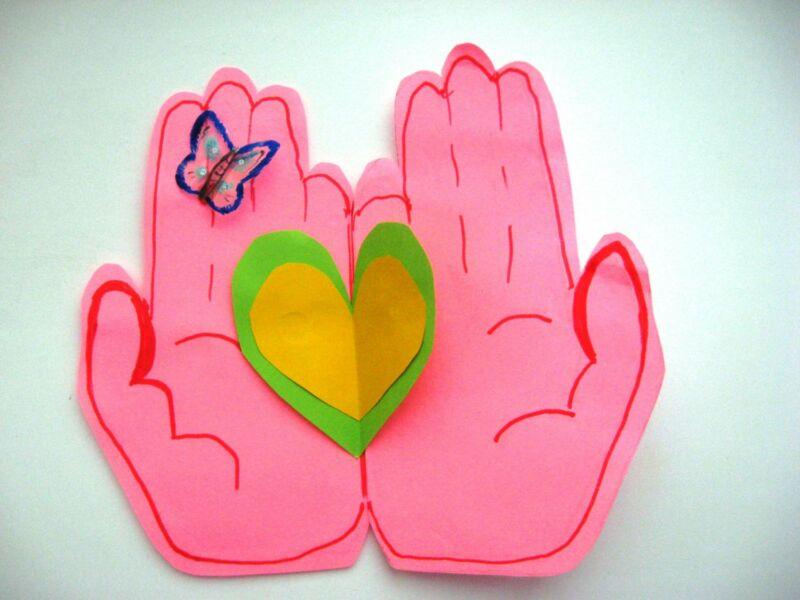 Поделки к Святому Валентину своими руками