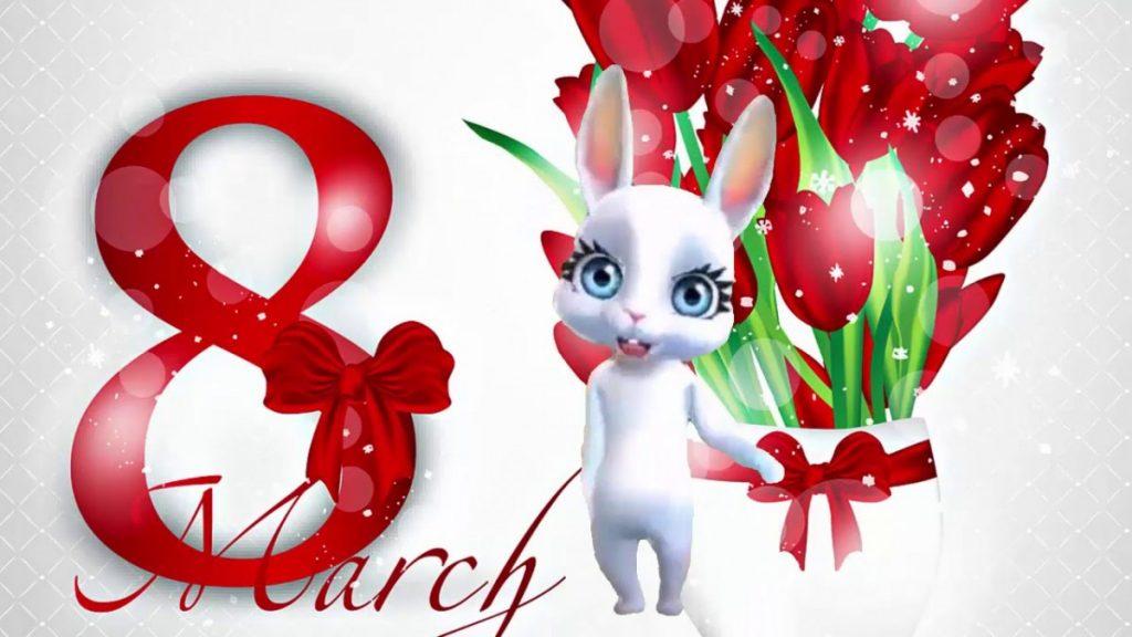 Стихи на 8 марта для детей