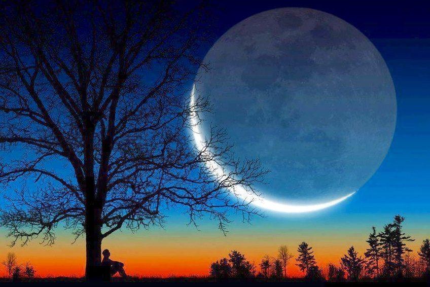 Когда будет убывающая луна в апреле 2019 года