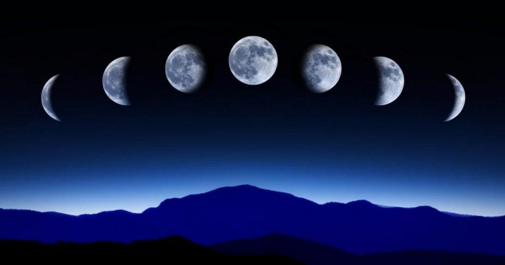 Когда будет растущая луна в апреле 2019 года