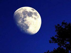 Когда будет растущая луна в апреле 2021 года