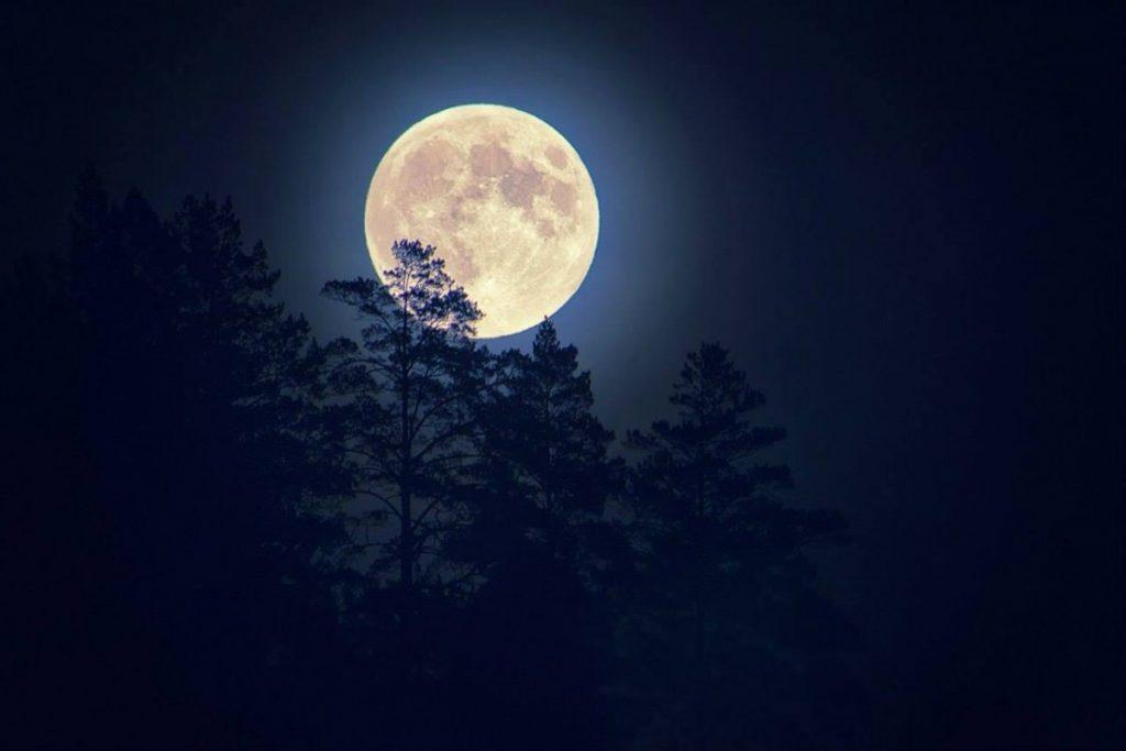 Когда полнолуние луна в марте 2019 года