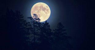 Когда полнолуние луна в марте 2021 года