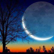 Когда будет убывающая луна в марте 2019 года?