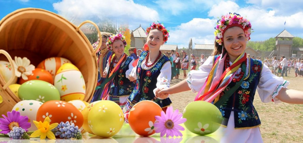 Выходные дни на Пасху 2019 в России