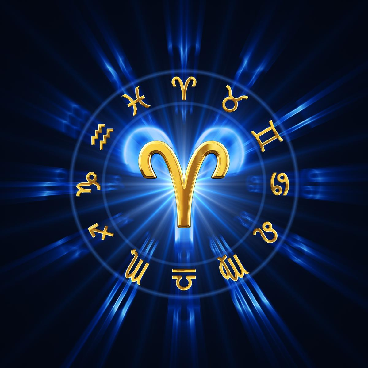 Овен гороскоп картинка