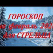 СТРЕЛЕЦ - ФЕВРАЛЬ 2020. Гороскоп от Марины Скади