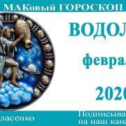ВОДОЛЕЙ любовный гороскоп-предсказания на февраль 2020 года