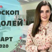 ВАЖНО! ВОДОЛЕЙ. Гороскоп на МАРТ 2020 | Алла ВИШНЕВЕЦКАЯ